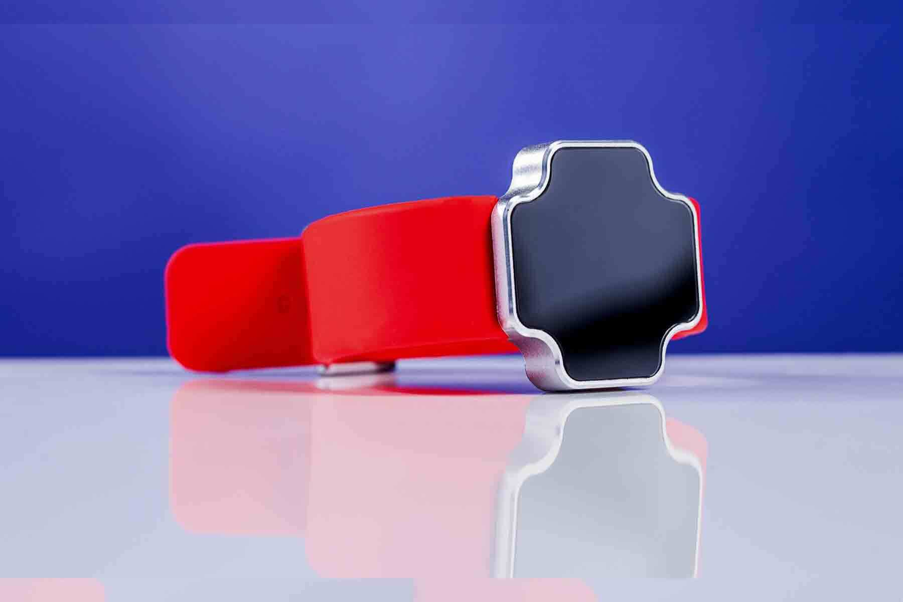 Awesome Red Watch
